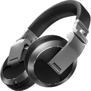 Casti PIONEER DJ HDJ-X7, Cu Fir, Over-Ear, argintiu