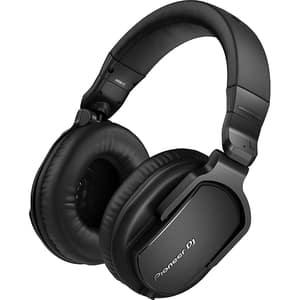 Casti PIONEER HRM-5, tip Studio, Cu Fir, On-Ear, negru