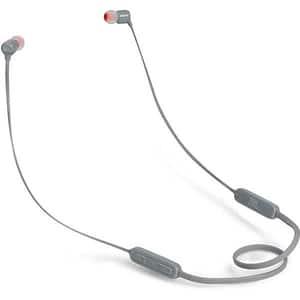 Casti JBL Tune 110BT, Bluetooth, In-ear, Microfon, gri