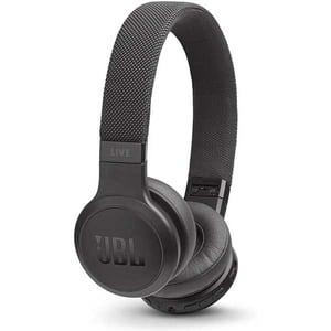 Casti JBL Live 400BT, Bluetooth, On-ear, Microfon, negru