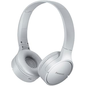 Casti PANASONIC RB-HF420BE-W, Bluetooth, On-Ear, Microfon, alb