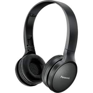Casti PANASONIC RP-HF410BE, Bluetooth, On-Ear, Microfon, negru