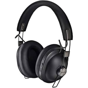 Casti PANASONIC RP-HTX90NE, Bluetooth, On-Ear, Microfon, Noise Cancelling, negru