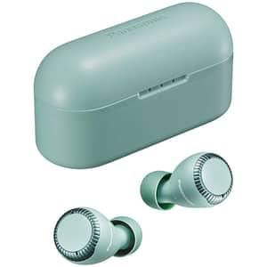 Casti PANASONIC RZ-S300WE-G, True Wireless, Bluetooth, In-Ear, Microfon, verde