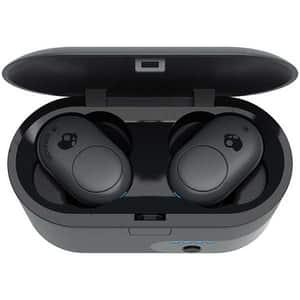 Casti SKULLCANDY Push S2BBW-M716, True Wireless, Bluetooth, In-ear, Microfon, Gray Black