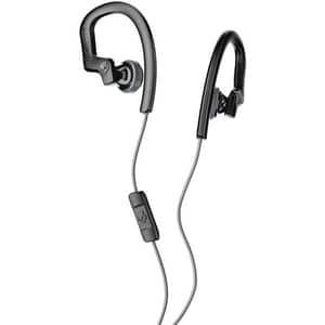 Casti SKULLCANDY Chops Flex Sport S4CHY-K456, Cu fir, In-ear, Microfon, Black Gray