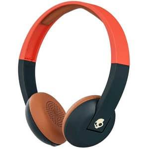 Casti SKULLCANDY Uproar S5URHW-510, Bluetooth, On-ear, Microfon, Explore Orange