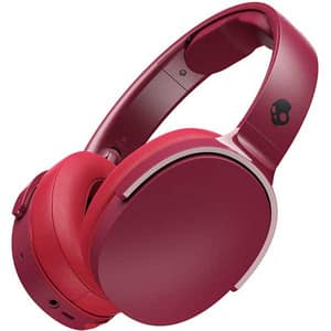 Casti SKULLCANDY Hesh 3 S6HTW-M685, Bluetooth, Over-ear, Microfon, Moab Red Black