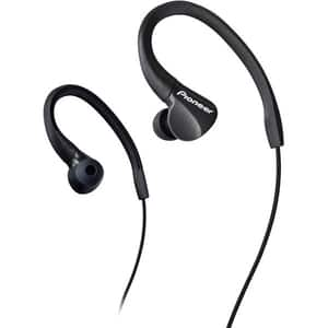 Casti PIONEER SE-E3, Cu Fir, In-Ear, negru