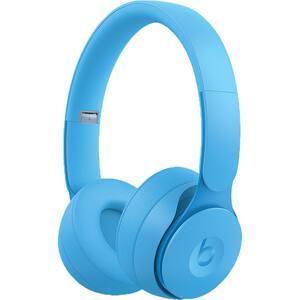 Casti BEATS Solo Pro, Bluetooth, On-Ear, Microfon, Noise Cancelling, albastru deschis