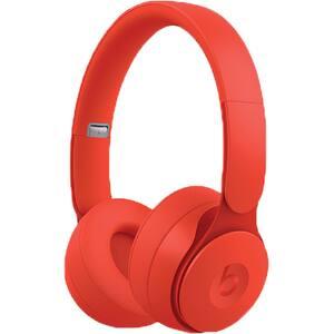 Casti BEATS Solo Pro, Bluetooth, On-Ear, Microfon, Noise Cancelling, rosu