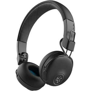 Casti JLAB Studio ANC, Bluetooth, On-Ear, Microfon, Noise Cancelling, negru