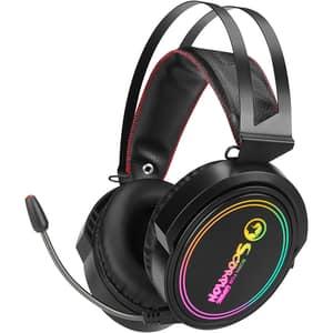 Casti Gaming MARVO HG9021, 7.1 surround virtual, USB, negru