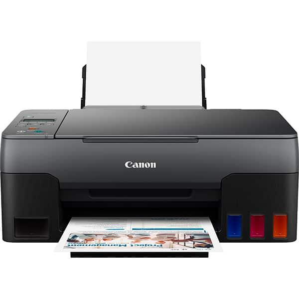 Multifunctional inkjet color CANON Pixma G2420 CISS, A4, USB