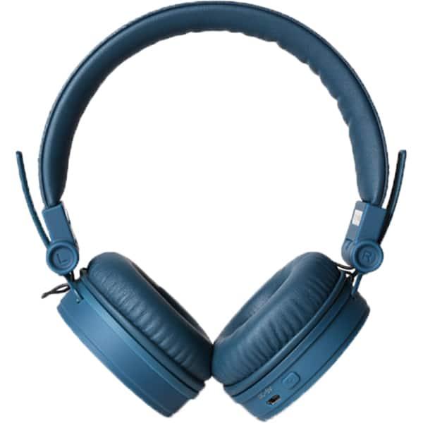 Casti FRESH 'N REBEL Caps 156305, Bluetooth, On-Ear, Microfon, indigo