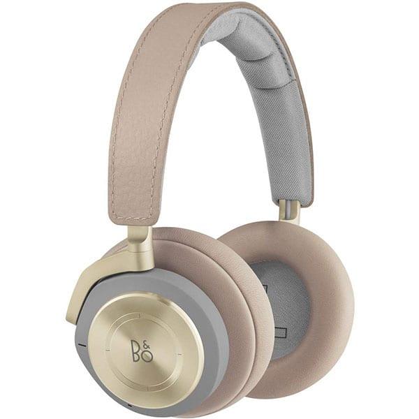Casti BANG & OLUFSEN Beoplay H9 3RD, Bluetooth, On-Ear, Microfon, maro deschis