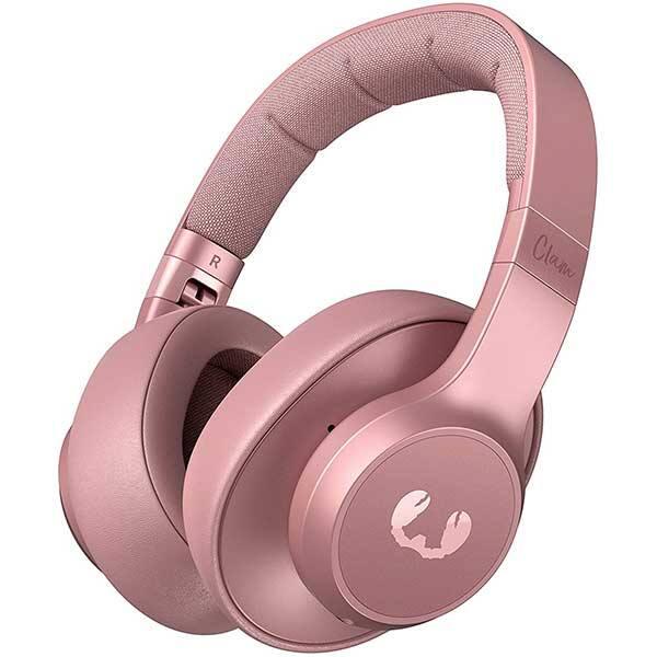 Casti FRESH 'N REBEL Clam ANC, Bluetooth, Over-ear, Microfon, Noise Cancelling, Dusty Pink