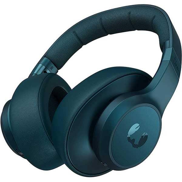 Casti FRESH 'N REBEL Clam, Bluetooth, Over-ear, Microfon, Petrol Blue