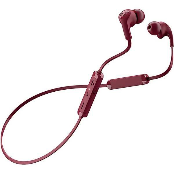 Casti FRESH 'N REBEL Flow Tip, Bluetooth, In-ear, Microfon, Ruby Red