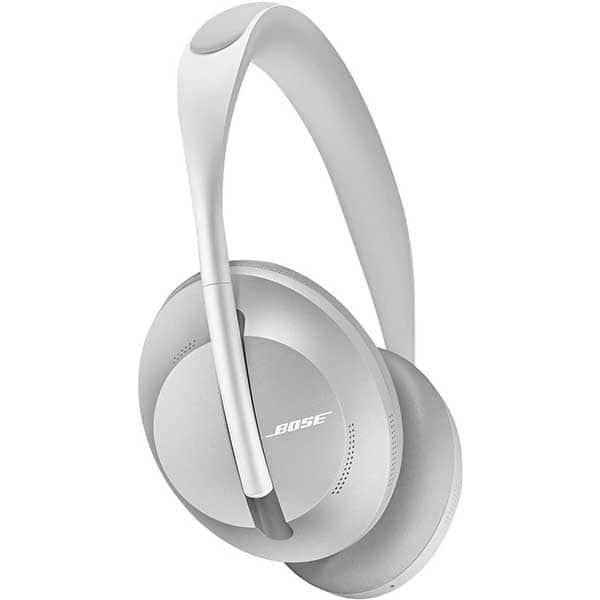 Casti BOSE 700, Bluetooth, On-Ear, Microfon, Noise Cancelling, argintiu