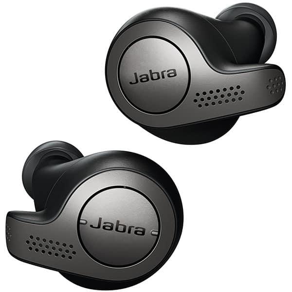 Casti JABRA Elite 65t, True Wireless, Bluetooth, In-Ear, Microfon, negru