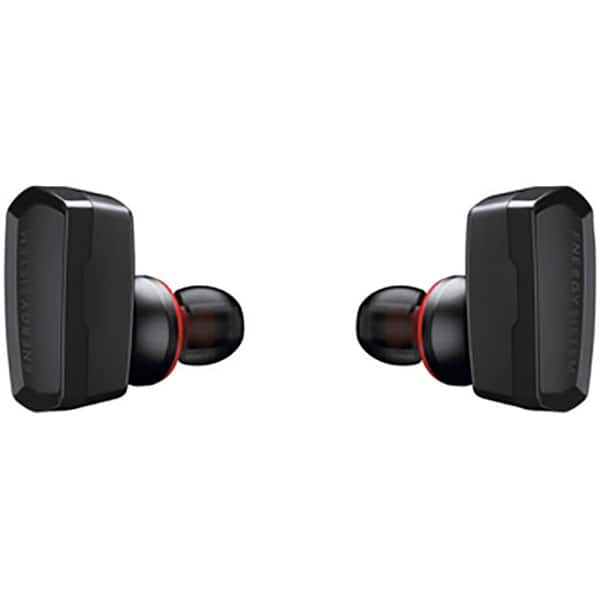 Casti ENERGY SISTEM Earphones 6 ENS429219, True Wireless, Bluetooth, In-Ear, Microfon, negru