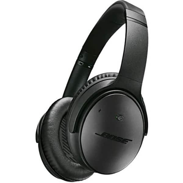 Casti BOSE Quiet Comfort 35 II, Bluetooth, On-Ear, Microfon, Noise Cancelling, negru