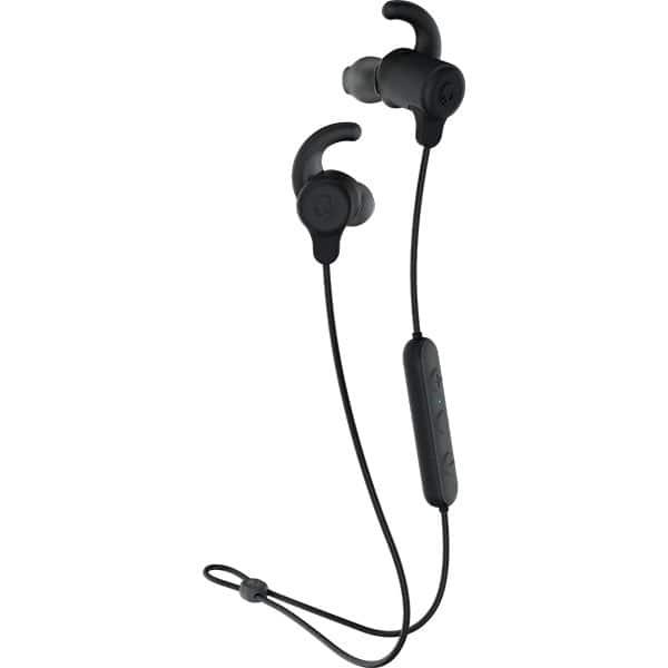 Casti SKULLCANDY Jib+ Active, S2JSW-M003, Bluetooth, In-Ear, Microfon, negru