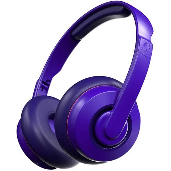 Casti SKULLCANDY Cassette S5CSW-M725, Bluetooth, On-ear, Microfon, Retro Surf Purple
