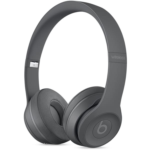 Casti BEATS Solo3, Bluetooth, On-Ear, Microfon, Asphalt Gray