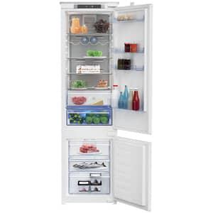 Combina frigorifica incorporabila BEKO BCNA306E3S, NeoFrost, 284 l, H 193.5 cm, Clasa A++, alb