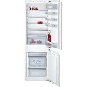 Combina frigorifica incorporabila NEFF KI6863F30, LowFrost, 265 l, H 177.2 cm, Clasa A++, alb