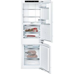 Combina frigorifica incorporabila BOSCH KIF86PF30, No Frost, 223 l, H 177.2 cm, Clasa A++, alb