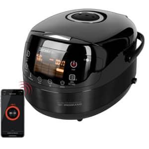 Multicooker smart REDMOND RMC-M92S-E, 5l, 1000W, 17 programe, negru