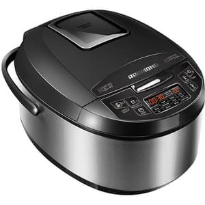 Multicooker REDMOND RMK-M451E, 5l, 1000W, 40 programe, argintiu-negru
