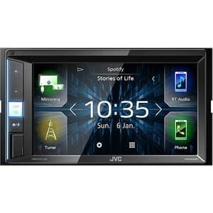 Media receiver auto JVC KW-M450BT, 4 x 50W, Bluetooth, USB