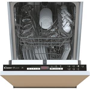 Masina de spalat vase incorporabila CANDY CDIH 1D952, 9 seturi, 7 programe, Clasa A+, negru