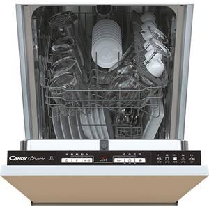 Masina de spalat vase incorporabila CANDY CDIH 1L949, 9 seturi, 5 programe, Clasa A+, negru