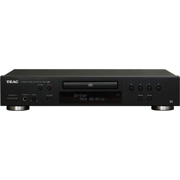 CD Player TEAC CD-P650, USB, negru