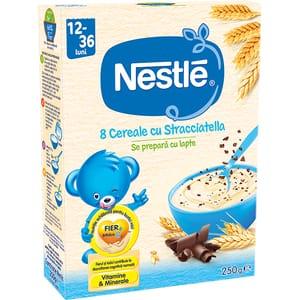 Cereale NESTLE Stracciatella 12403504, 12 luni+, 250g