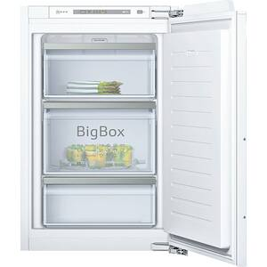 Congelator incorporabil NEFF GI1213D30, LowFrost, 97 l, H 87.4 cm, Clasa A++, alb