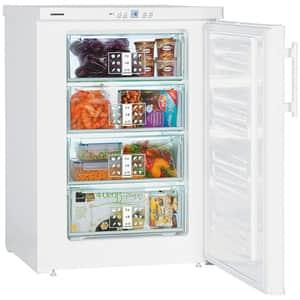 Congelator LIEBHERR GP 1476 Premium, SmartFrost, 103 l, H 85.1 cm, Clasa E, alb