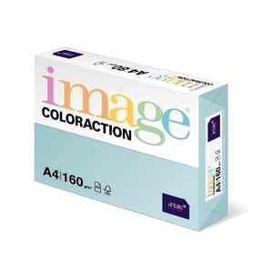 Carton color COLORACTION, A4, 250 coli, bleu pal-Lagoon