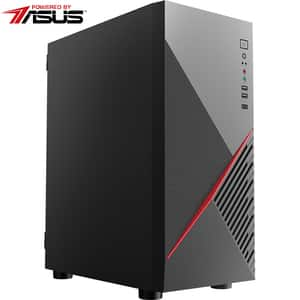 Sistem Desktop PC MYRIA Style V66, AMD Ryzen 5 2600 pana la 3.9GHz, 16GB, SSD 1TB, NVIDIA GeForce GT 710 2GB, Ubuntu