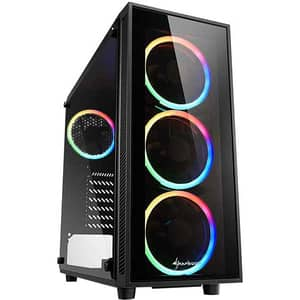 Sistem Desktop Gaming MYRIA Vision V32, Intel Core i7-9700K pana la 4.9GHz, 32GB, SSD 500GB, NVIDIA GeForce RTX 2060 SUPER 8GB