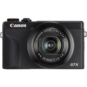 Aparat foto digital CANON Powershot G7 Mark III, 20.1 MP, 4K, Wi-Fi, negru