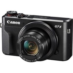 Aparat foto digital CANON Powershot G7 Mark II, 20.1 MP, Full HD, Wi-Fi, negru