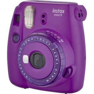 Camera foto instant FUJI Instax Mini 9, Clear Purple