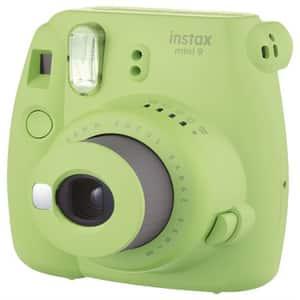 Camera foto instant FUJI Instax Mini 9, Lime Green