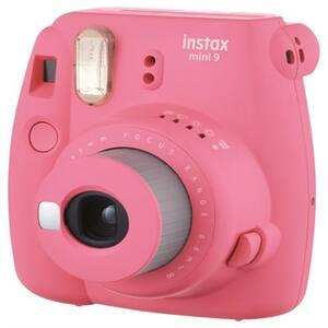 Aparat foto instant FUJI Instax Mini 9, Flamingo Pink